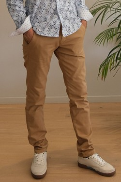 Chino AXEL coloris Wood